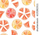 seamless pattern with... | Shutterstock . vector #615282311