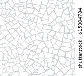vector seamless stone pattern.... | Shutterstock .eps vector #615304784