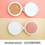 tonal foundation and... | Shutterstock . vector #615384584
