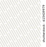 vector seamless pattern. modern ... | Shutterstock .eps vector #615439979