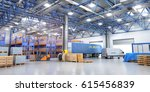 concept of warehouse. the... | Shutterstock . vector #615456839