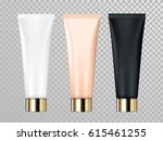 cream or lotion tube vector... | Shutterstock .eps vector #615461255