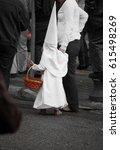 a small penitent | Shutterstock . vector #615498269