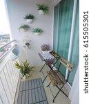 beautiful decoration home... | Shutterstock . vector #615505301