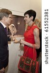Small photo of NEW YORK - SEPTEMBER 21: Ammy Collins attends the opening of Tamsen Z luxury jewelry store on September 21, 2010 in New York City.