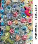 Artificial Colorful Flowers ...