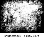 grunge black and white urban... | Shutterstock .eps vector #615576575