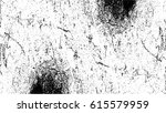 grunge black and white urban... | Shutterstock .eps vector #615579959