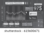 forex chart infographic...