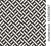 interlacing lines maze lattice. ...   Shutterstock .eps vector #615601067