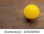 Spiky Rubber  Ball Roller For...