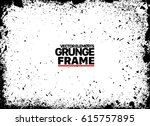 grunge texture   abstract... | Shutterstock .eps vector #615757895