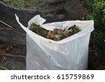 the pile of weed leaves and... | Shutterstock . vector #615759869