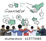mental health care sketch... | Shutterstock . vector #615775085