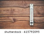 wood thermometer calibrated in...