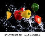 Bell Peppers Peppers With...
