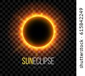 Total Eclipse Of The Sun With...