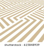 the geometric pattern with... | Shutterstock . vector #615848939