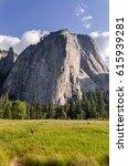 Yosemite National Park In...