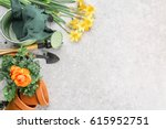 Composition With Flowers And...