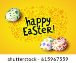 template vector card with hand...   Shutterstock .eps vector #615967559