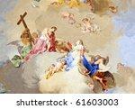 Religious Fresco
