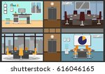 illustration of a set of... | Shutterstock . vector #616046165