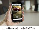 lendelede belgium   february... | Shutterstock . vector #616151909