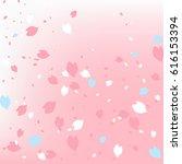 spring background | Shutterstock .eps vector #616153394
