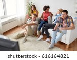 friendship  leisure  people and ... | Shutterstock . vector #616164821