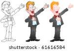 singer   Shutterstock . vector #61616584