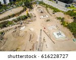 construction site | Shutterstock . vector #616228727