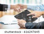 business. | Shutterstock . vector #616247645