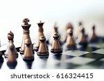 chess. win concept.   Shutterstock . vector #616324415