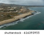 Aerial Helicopter Shot Of...