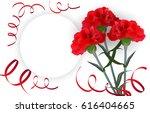 vector paper background... | Shutterstock .eps vector #616404665