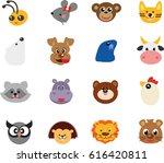 animals | Shutterstock .eps vector #616420811