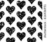 abstract grunge seamless... | Shutterstock .eps vector #616436951