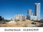 charlotte north carolina city... | Shutterstock . vector #616442909