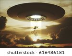 3d illustration. concept of... | Shutterstock . vector #616486181