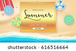 advertising banner sales with... | Shutterstock .eps vector #616516664