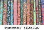 variety of batik collection...   Shutterstock . vector #616552607