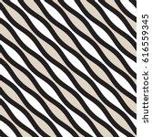 vector seamless geometric... | Shutterstock .eps vector #616559345