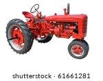 Farm Tractor Rural Georgia Usa