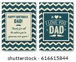Dad Happy Birthday Card Set  I...