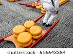 Traditional Dutch Cheese Marke...