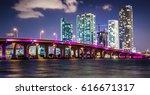 bayside marketplace miami... | Shutterstock . vector #616671317