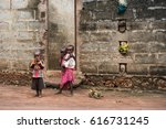 editorial use. even facing poor ... | Shutterstock . vector #616731245