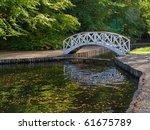 beautiful small wooden... | Shutterstock . vector #61675789