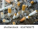 A Discarded Cigarette
